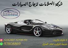 تبديل جميع انواع زجاج السيارات في الكويت