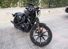 Buy a Used Harley Davidson motorbike made in 2017