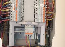 تمديدات وصيانة اعطال كهرباء المنازل
