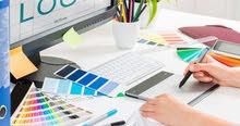 مصمم graphic designer ابحث عن عمل