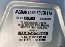 Jaguar XF full automatic 2014 GCC