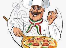 مطلوب للتوظيف : معللم بيتزا