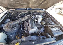Automatic Green Toyota 1997 for sale