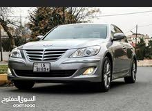 Hyundai Genesis car for sale 2013 in Irbid city