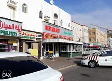 Running Restaurent for sale in AL Hail service road
