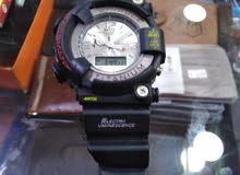 ساعة CASIO وكاله استعمال بسيط عقارب والكتروني
