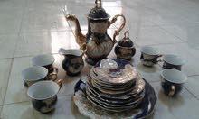 طقم شاي وجاتو