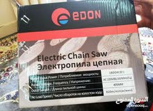 مكينة قص حطب كهربائية صناعة روسية اصليه تركيب صيني  1800 واط 220 فولت  20 ريال ف