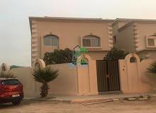 free standing villa 5 beds +maids room-Mamoura QR14,000