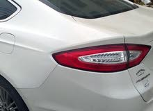 Renting Ford cars, Fusion 2014 for rent in Irbid city