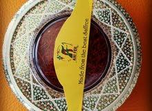 زعفران إيراني من مشهد أصلي