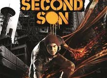 Infamous Second Son PS4 For Trade