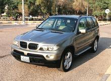 BMW X5 - 2004 Gold