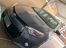 كرولا الS رقم(1) مديل 2014 اللون رمادي سيارة ممتازة جدا وماعليها كلام وبحالة جيد