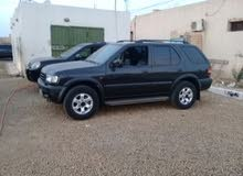 For sale New Frontera - Manual