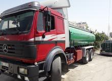 توصيل ماء صالح للشرب( مجاني ) بس حق الديزل والمي.