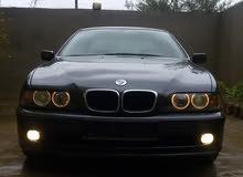 BMW 525دبل فنس
