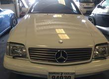 Benz SL 320 , 1997 model , clean