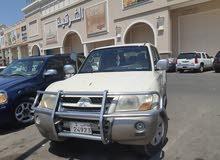 للبيع باجيرو 2006 حالة جيدة - شرط الفحص