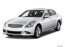 1 - 9,999 km mileage Infiniti G37 for sale