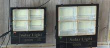 مصباح led يعمل بالطاقة الشمسية