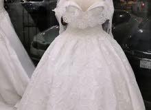 فستان عروسه ابيض جديد ستايل 2020