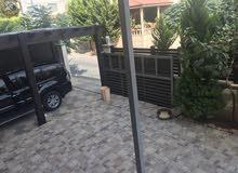 شقة ارضية مميزة للبيع في الجندويل 185م مع حديقة وترسات 165م تشطيب سوبر ديلوكس
