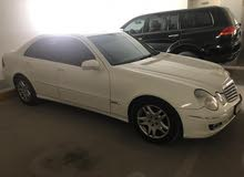 Used Mercedes Benz E 200 in Sharjah