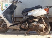 Used Yamaha motorbike up for sale in Basra