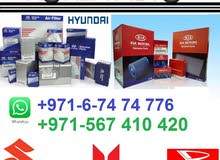HYUNDAI & KIA GENUINE SPARE PARTS  قطع غيار السيارات الكورية الاصلي هيونداي وكيا