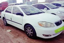 Toyota Corolla 2007 American very good condition for sale