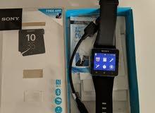 ساعة سوني * أصلية * الموديل التاني Sony Smart watch SW2