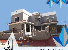 للبيع بيت في السلام ق 5   شارع واحد 500 م   دورين وربع   مجدد بالكامل