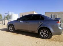 Used Mitsubishi Lancer for sale in Al Ain