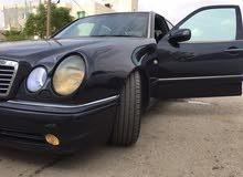 Mercedes Benz E 200 car for sale 1996 in Al Karak city