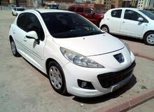 Gasoline Fuel/Power   Peugeot 207 2012