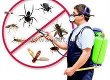 شركة الفارس لخدمات التنظيف ومكافحة الحشرات
