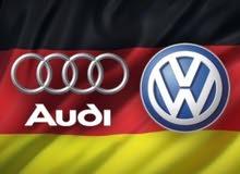 صيانة وقطع غيار اودي audi .porshe . VW 0795866455