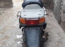 Yamaha motorbike made in 2002