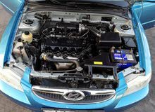 190,000 - 199,999 km Hyundai Accent 2005 for sale