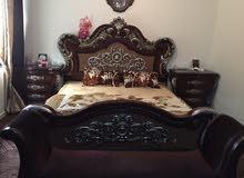 غرفة نوم بحالة الوكاله