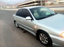 Renting Kia cars, Spectra 2002 for rent in Aqaba city