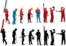 استجلاب عماله اجنبية بأجراءات رسمية