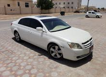 Toyota Avalon made in 2007 for sale