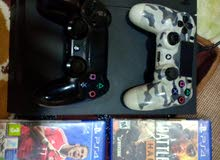 Used Playstation 4 available for immediate sale