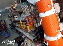 قصر البركة للأدوات المنزلية للبيع في ابو عليا طبربور موقع مميز