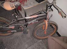 دراجة  متوسطة الحجم