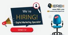 Digital Marketing Specialist - Giza