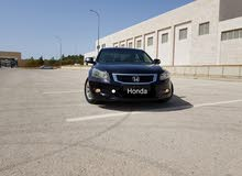 Honda Accord car for sale 2008 in Amman city