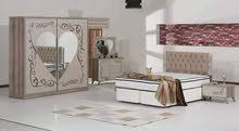 غرفة نوم ماستر لامينيت تررررركي عرض بس للعرسان بسعر مميز